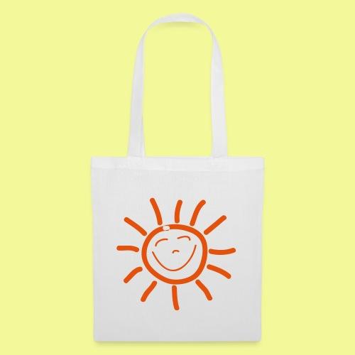 Sonne - Stoffbeutel