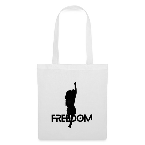 Freedom Blackout - Tote Bag