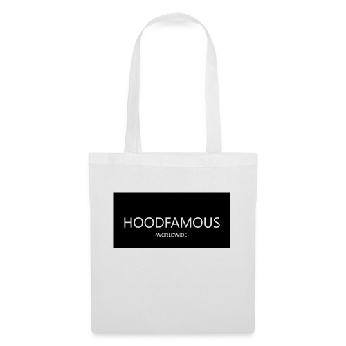 HOODFAMOUS - Stoffbeutel