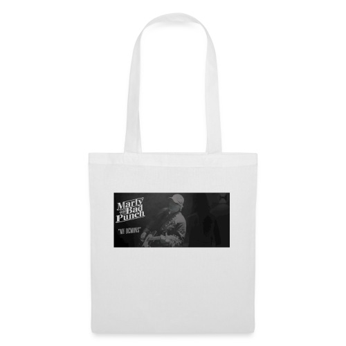 Marty - Demon - Tote Bag