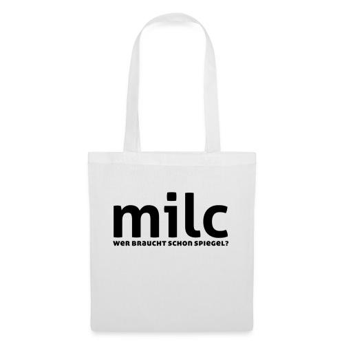 milc - Stoffbeutel