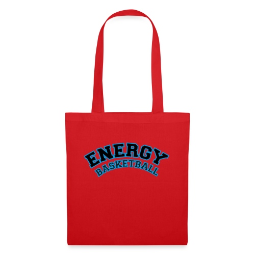 street wear logo nero energy basketball - Borsa di stoffa