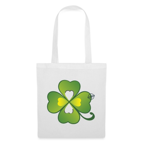 Clover - Symbols of Happiness - Tote Bag