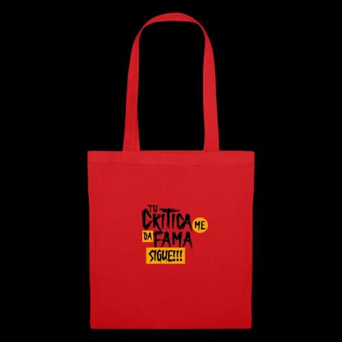CRITICA - Bolsa de tela