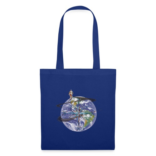 homme terre expression - Tote Bag