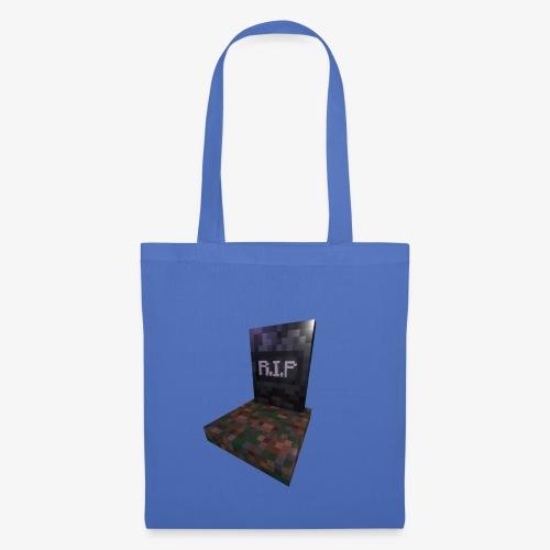 mc rip gravestone - Tote Bag