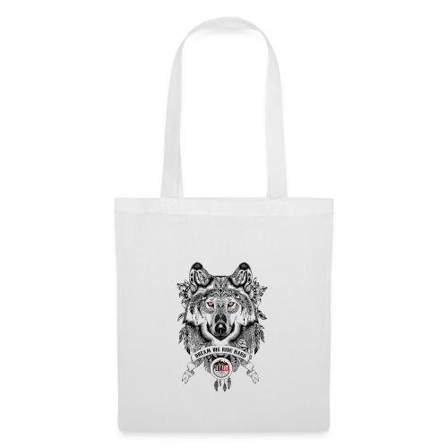 WOLF-PEDAELA - Bolsa de tela