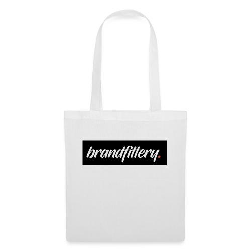 brandfittery logo test - Stoffbeutel