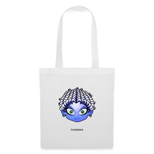 BLUE GODDESS - Borsa di stoffa