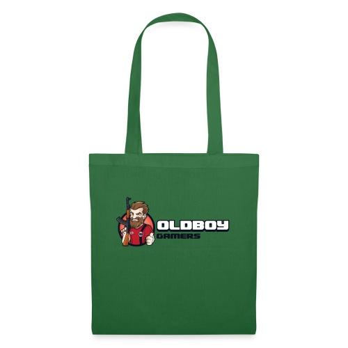 Oldboy Gamers Fanshirt - Stoffveske