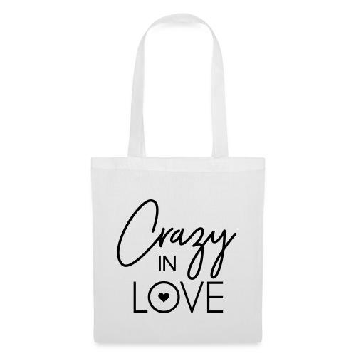 Crazy in love - Stoffbeutel
