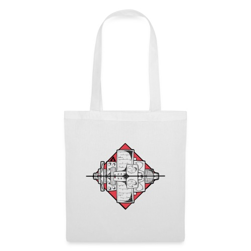 Horizon architectiuur - Tote Bag