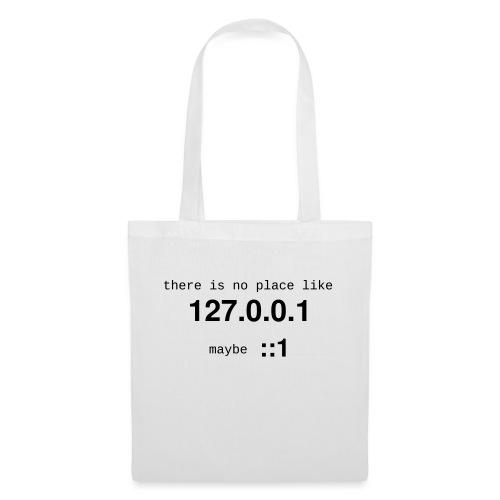 127-0-0-1-::1 - Sac en tissu