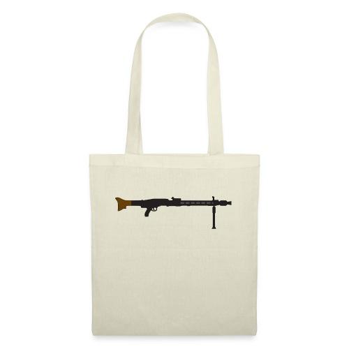 Mg42 Mg3 german gun - Tote Bag