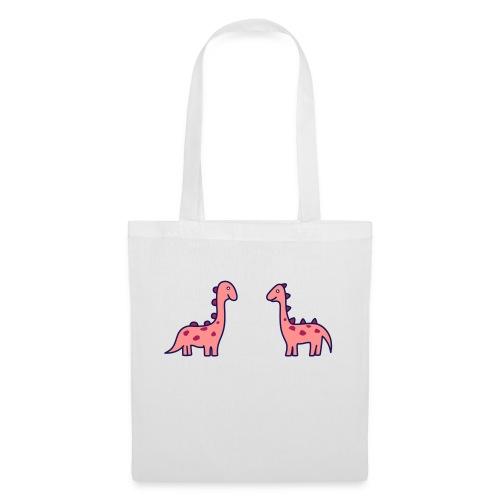Mochila de Dinosaurios - Bolsa de tela
