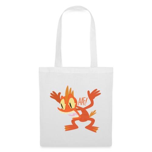 Cyril the Mutant Goldfish - Tote Bag