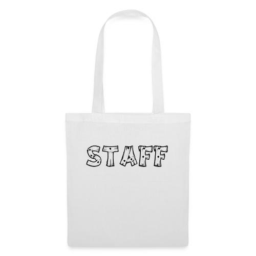 STAFF - Borsa di stoffa