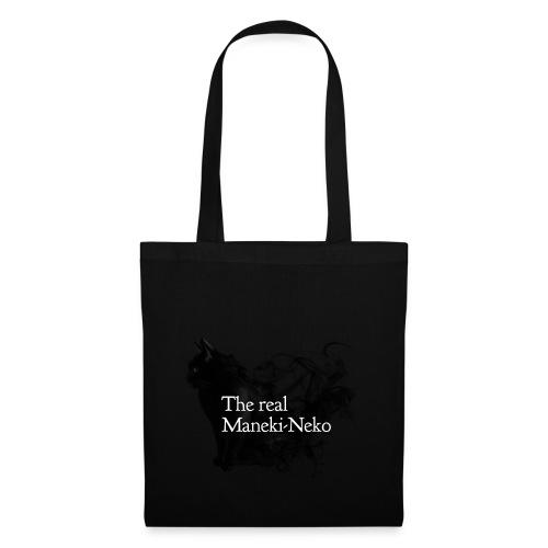The real Maneky-neko - Bolsa de tela