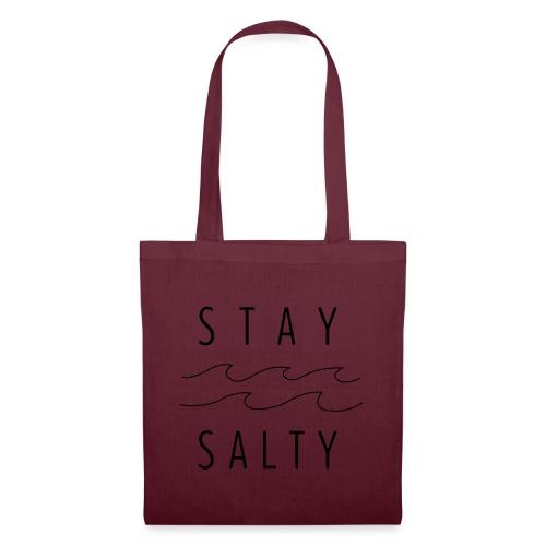 stay salty - Stoffbeutel