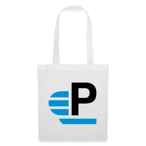 P-Boot Logo - Stoffbeutel