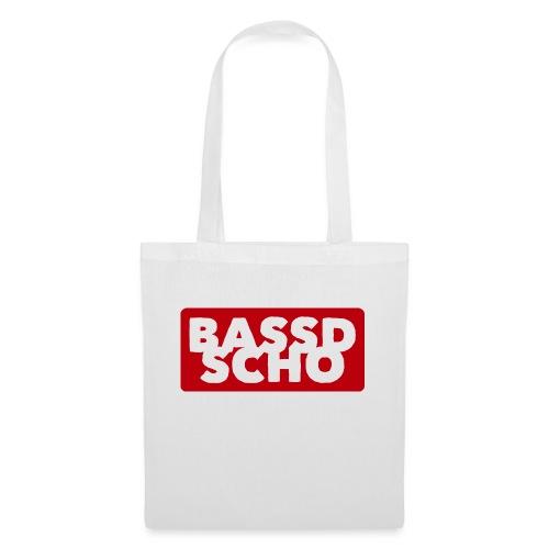 BASSD SCHO - Stoffbeutel