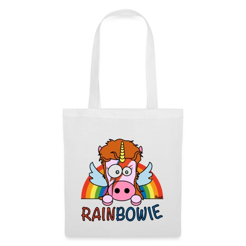 Licorne RainBow Bowie - Tote Bag