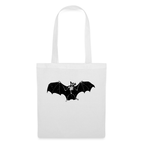 Bat skeleton #1 - Tote Bag