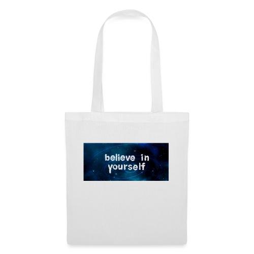 Believe in YOUrself - Stoffbeutel