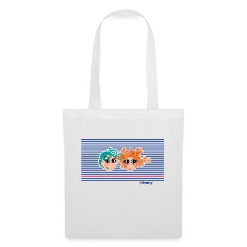 Mariniere bleue - Tote Bag