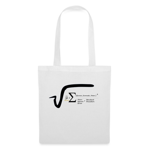 Halal Equations - Tote Bag