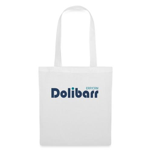 Dolibarr Logo new blue - Bolsa de tela