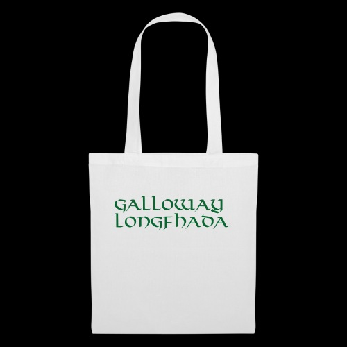 Galloway Longfhada Text - Tote Bag