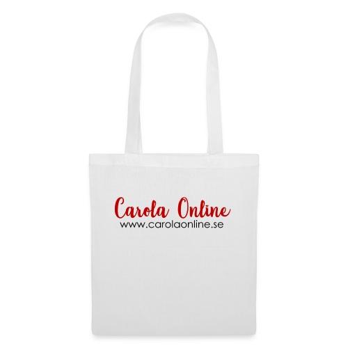Carola Online - Tygväska