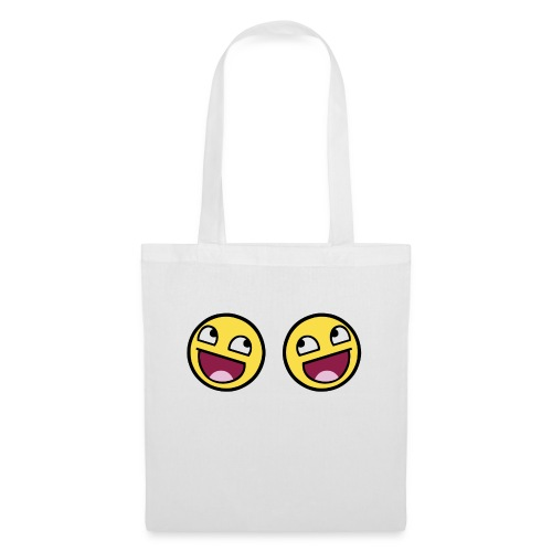 Boxers lolface 300 fixed gif - Tote Bag
