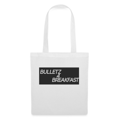 bulletz4breakfast_t-shirt - Tote Bag