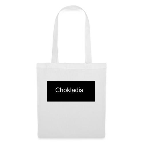 Chokladis Logo - Tygväska