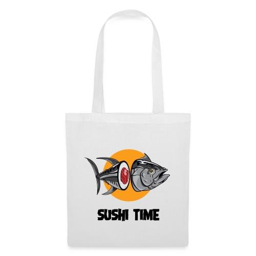 SUSHI TIME-tonno-n - Borsa di stoffa