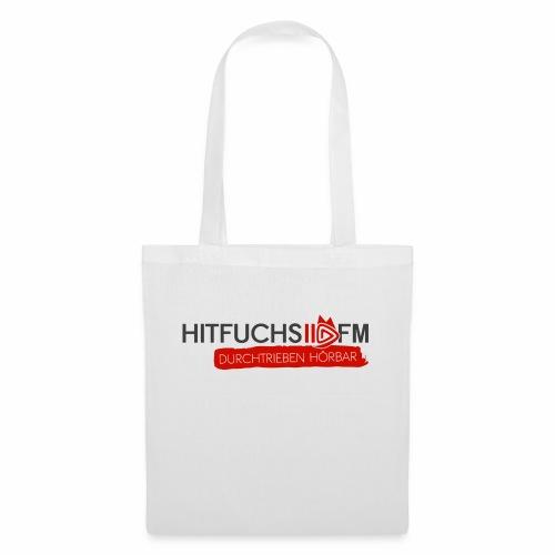 HitFuchs logo + slogan - Tote Bag