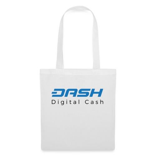 Cryptocurrency - Dash - Stoffbeutel
