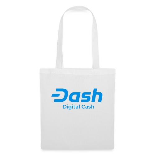 Dash digital cash - Stoffbeutel