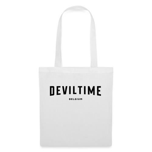 deviltime Belgium België Belgique - Sac en tissu