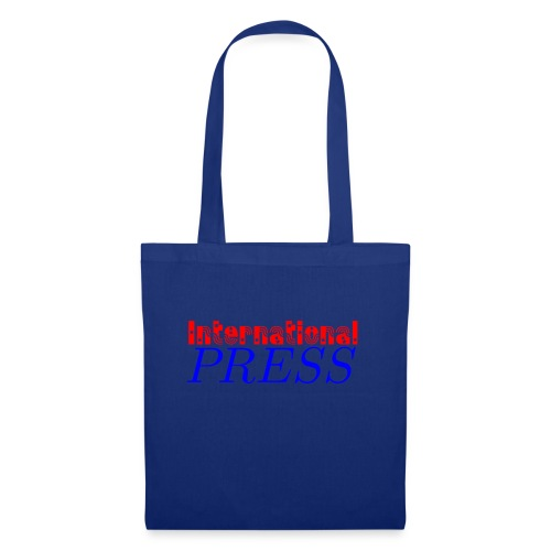 int_press-png - Borsa di stoffa