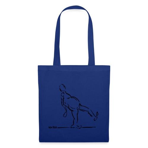 Lean Back Doodle - Tote Bag