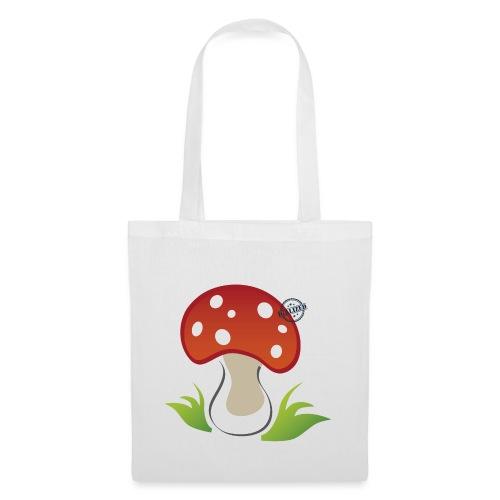 Mushroom - Symbols of Happiness - Tote Bag