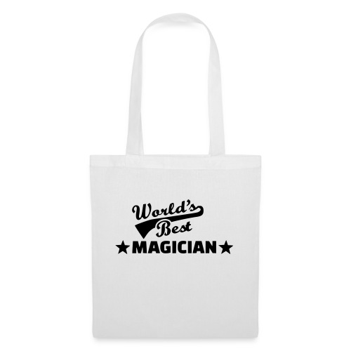 Worlds Best Magician - Tote Bag