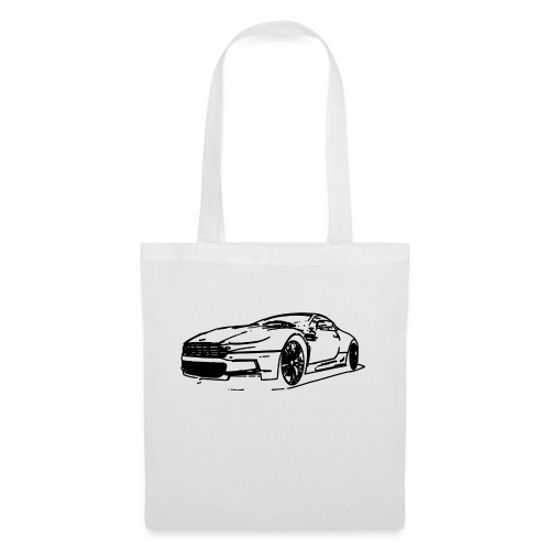 Aston Martin - Tote Bag