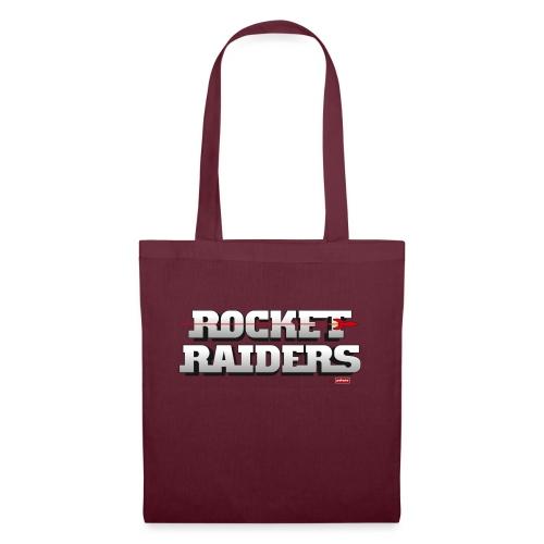 patame Rocket Raiders Logo - Stoffbeutel