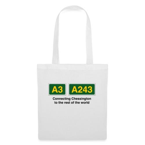 Chessington A3 - Tote Bag