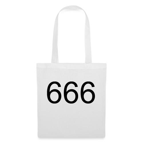 666 - Bolsa de tela