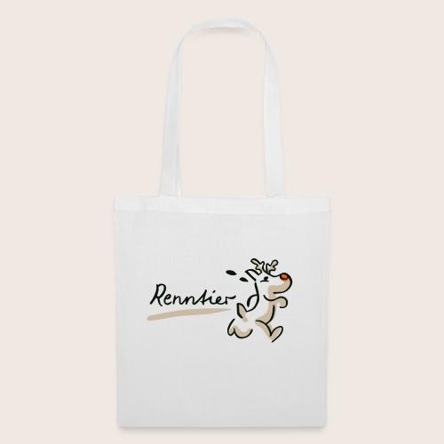 Runtasia Renntier - Stoffbeutel